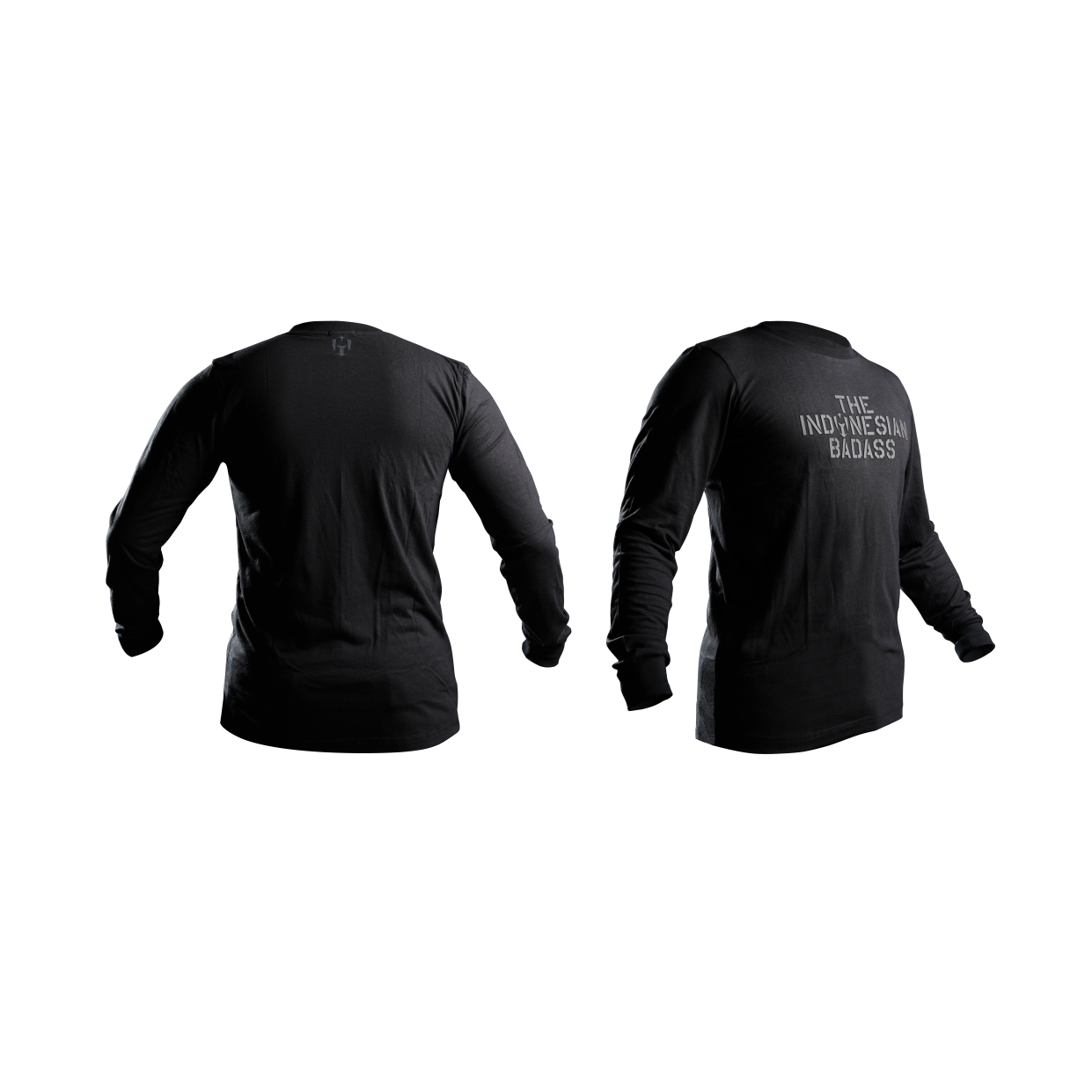 The Indonesian Badass HD Long Sleeve