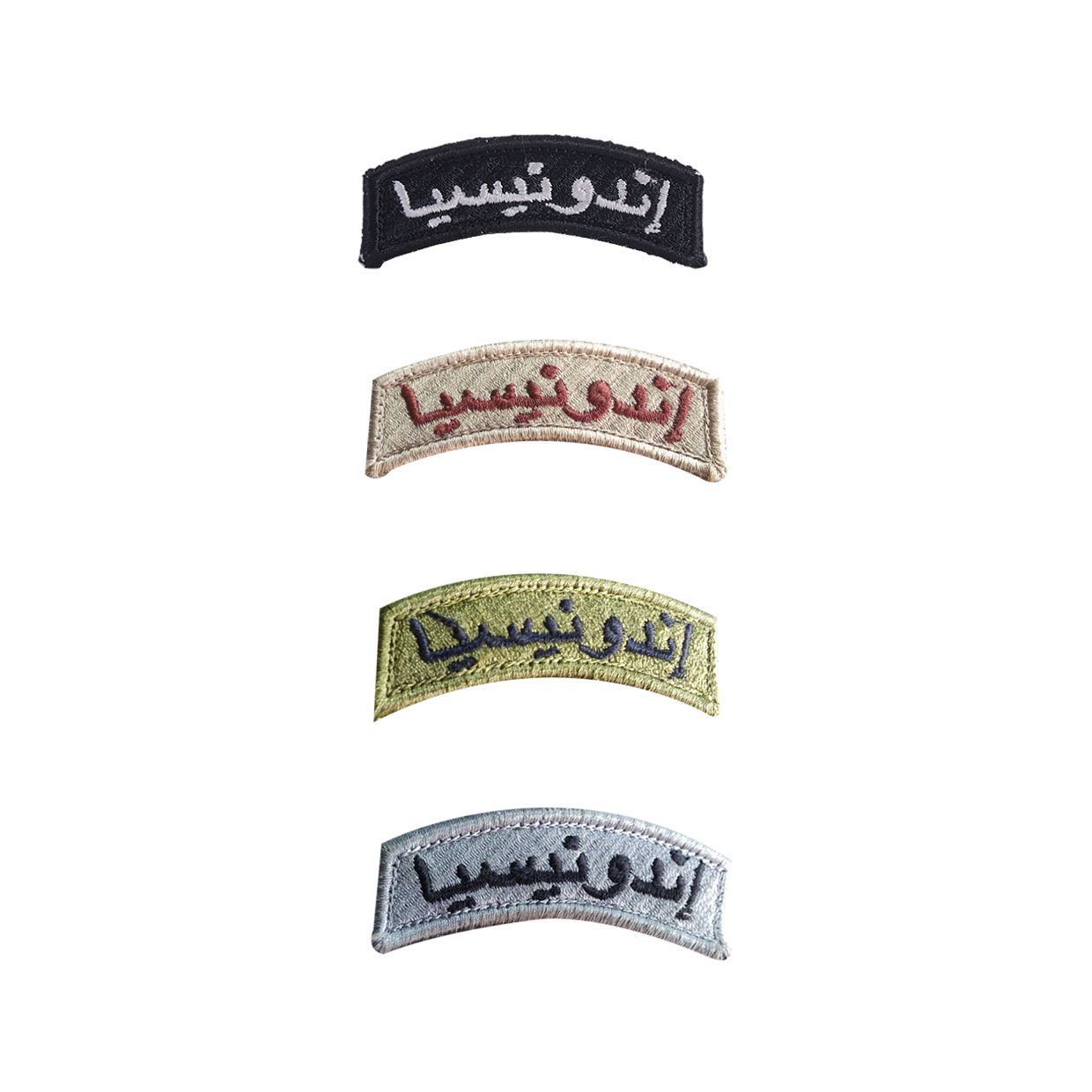 INDONESIA Arabic Banner Tab
