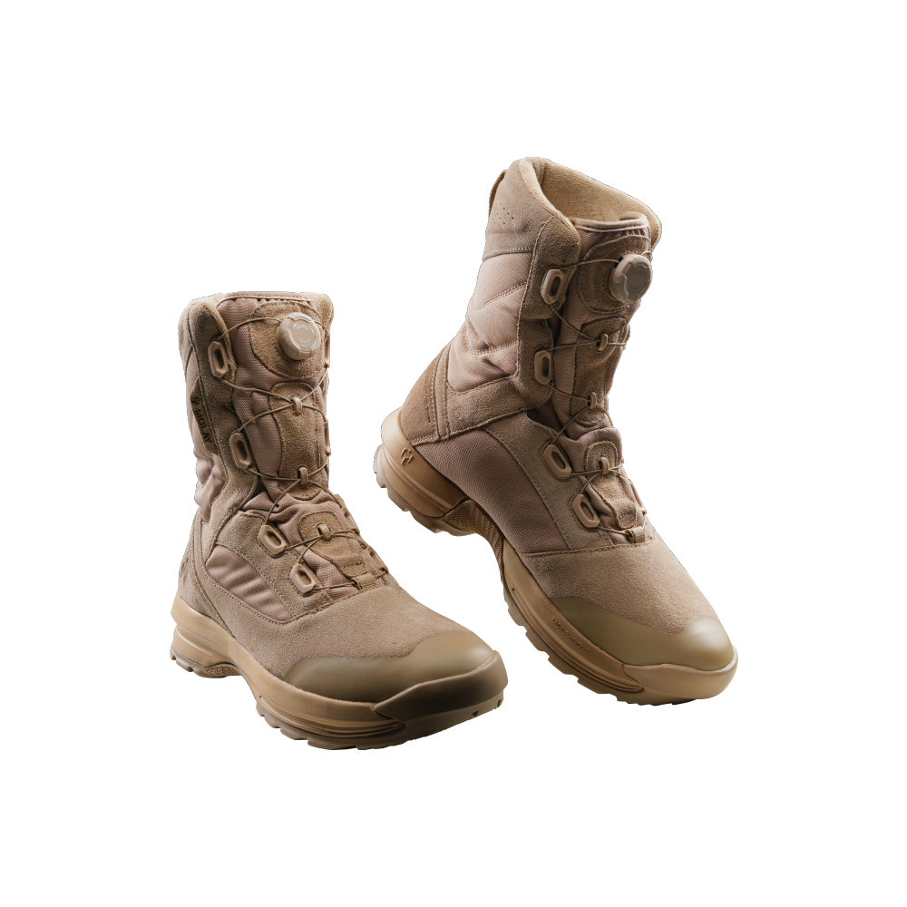 [PRE-ORDER] Honu Tactical Boots - Pangoline Brown